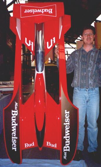 Budweiser Turbine Hydro