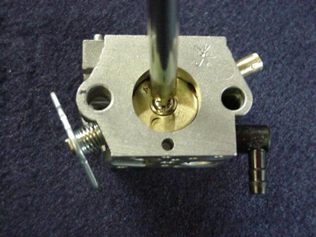 Fix a Loose Carburetor Butterfly